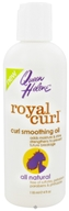 Queen Helene - Royal Curl Smoothing Oil - 4 oz. CLEARANCE PRICED - $3.71