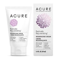 Image of Acure Organics - Radical Resurfacing + Chlorella Growth Factor Lemon Probiotic - 1.4 oz.