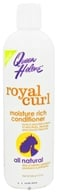 Image of Queen Helene - Royal Curl Moisture Rich Conditioner - 12 oz.