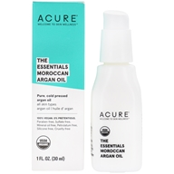 ACURE - The Essentials Moroccan Argan Oil - 1 fl. oz.