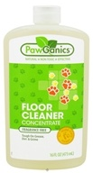 Pawganics - Floor Cleaner Concentrate Fragrance Free - 16 oz. by Pawganics