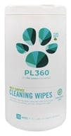 Pawganics - Toy & Solid Surface Cleaning Wipes Fragrance Free - 75 Wipe(s) CLEARANCE PRICED by Pawganics