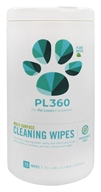 Pawganics - Toy & Solid Surface Cleaning Wipes Fragrance Free - 75 Wipe(s) CLEARANCE PRICED