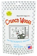 Crunch Woofs - The Microwave Dog Treat - 3.5 oz. CLEARANCE PRICED - $4.72