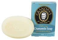 Image of Grandpa's Soap Co. - Calming Chamomile Soap - 3.25 oz.