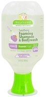 Image of BabyGanics - Foaming Shampoo & Bodywash Foamin' Fun Soothing Lavender - 3.3 oz. CLEARANCE PRICED