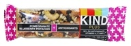 Image of Kind Bar - Plus Antioxidant Nutrition Bar Pomegranate Blueberry Pistachio - 1.4 oz.