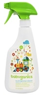 BabyGanics - Toy & Highchair Cleaner The Cleaner Upper Fragrance Free - 17 oz.
