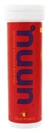Nuun - Electrolyte Enhanced Drink Tabs Fruit Punch - 12 Tablets