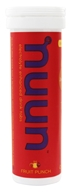 Image of Nuun - Electrolyte Enhanced Drink Tabs Fruit Punch - 12 Tablets