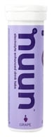 Nuun - Electrolyte Enhanced Drink Tabs Grape - 12 Tablets (853868001760)