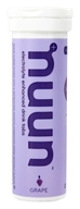 Nuun - Electrolyte Enhanced Drink Tabs Grape - 12 Tablets