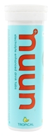 Image of Nuun - Electrolyte Enhanced Drink Tabs Tropical - 12 Tablets
