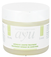 AYU Natural Beauty Care - Intensive Juniper Treatment - 2.6 oz. CLEARANCE PRICED