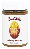 Image of Justin's Nut Butter - Almond Butter Honey - 16 oz.