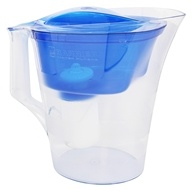 Barrier Water Filters - Enviro Barrier Water Filter Pitcher Grand Blue (796515300246)
