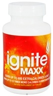 Lazer Health - Ignite Maxx with Raspberry Ketones & Capsicum Extract - 60 Tablets CLEARANCE PRICED