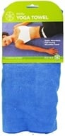 Gaiam - Yoga Towel Thirsty Blue