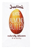 Image of Justin's Nut Butter - Almond Butter Squeeze Pack Classic - 1.15 oz.