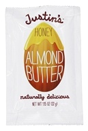 Justin's Nut Butter - Almond Butter Squeeze Pack Honey - 1.15 oz., from category: Health Foods