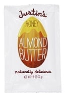Justin's Nut Butter - Almond Butter Squeeze Pack Honey - 1.15 oz. ...