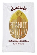 Justin's Nut Butter - Peanut Butter Blend Squeeze Pack Honey - 1.15 oz.