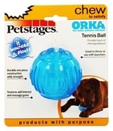 Petstages - Orka Tennis Ball Dog Toy, from category: Pet Care