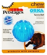 Petstages - Orka Tennis Ball Dog Toy by Petstages