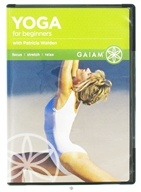 Gaiam - Yoga for Beginners with Patricia Walden DVD - CLEARANCE PRICED - $12.22
