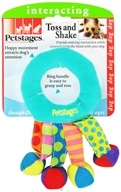 Petstages - Toss And Shake Dog Toy, from category: Pet Care