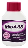 MiraLax - Laxative Powder Polyethylene Glycol Original Prescription Strength - 8.3 oz.