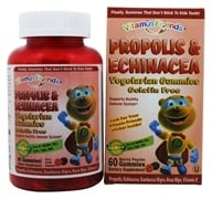 Vitamin Friends - Propolis & Echinacea Gummies Berry Flavor - 60 Gummies