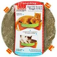 Petstages - Easy Life Scratch Snuggle & Rest For Cats by Petstages