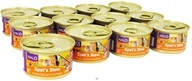 Halo Purely for Pets - Spot's Stew For Cats 3 oz. Chicken, Shrimp & Crab Recipe - 12 Can(s)