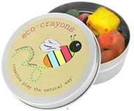 Eco-Kids - Eco-Crayons - 6 Crayons by Eco-Kids