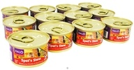 Halo Purely for Pets - Spot's Stew For Cats 3 oz. Wholesome Chicken & Beef Recipe - 12 Can(s)