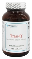 Metagenics - Tran-Q - 180 Tablets