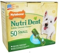 Image of Nylabone - Nutri Dent Edible Dental Chews Small Extra Fresh - 50 Chew(s)