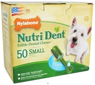 Nylabone - Nutri Dent Edible Dental Chews Small Extra Fresh - 50 Chew(s), from category: Pet Care