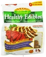 Nylabone - Healthy Edibles Bone Reguar Variety Pack - 6 Chew(s) by Nylabone