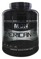 Muscle Gauge Nutrition - American Iso Whey Protein Chocolate - 5 lbs. LUCKY PRICE (628586178090)