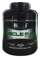 Image of Muscle Gauge Nutrition - Muscle Mass Gauge Gainer Chocolate - 5 lbs.