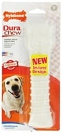 Image of Nylabone - Dura Chew Textured Bone Souper For Powerful Chewers 50+ lbs. Chicken Flavored