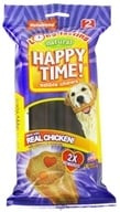 Nylabone - Happy Time! Edible Chews - 2 Chew(s)