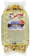 Image of Bob's Red Mill - Granola Original Whole Grain Cinnamon Raisin - 12 oz.