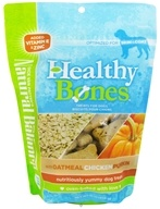 Natural Balance Pet Foods - Healthy Bones Dog Treats Oatmeal, Chicken, Pumpkin - 16 oz. CLEARANCE PRICED