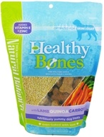 Natural Balance Pet Foods - Healthy Bones Dog Treats Lamb, Quinoa, Carrot - 16 oz.