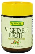 Rapunzel - Vegetable Broth Vegan - 4.41 oz. (735037075003)