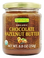 Rapunzel - Organic Chocolate Hazelnut Butter - 8.8 oz. by Rapunzel