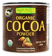Rapunzel - Organic Cocoa Powder - 7.1 oz., from category: Health Foods